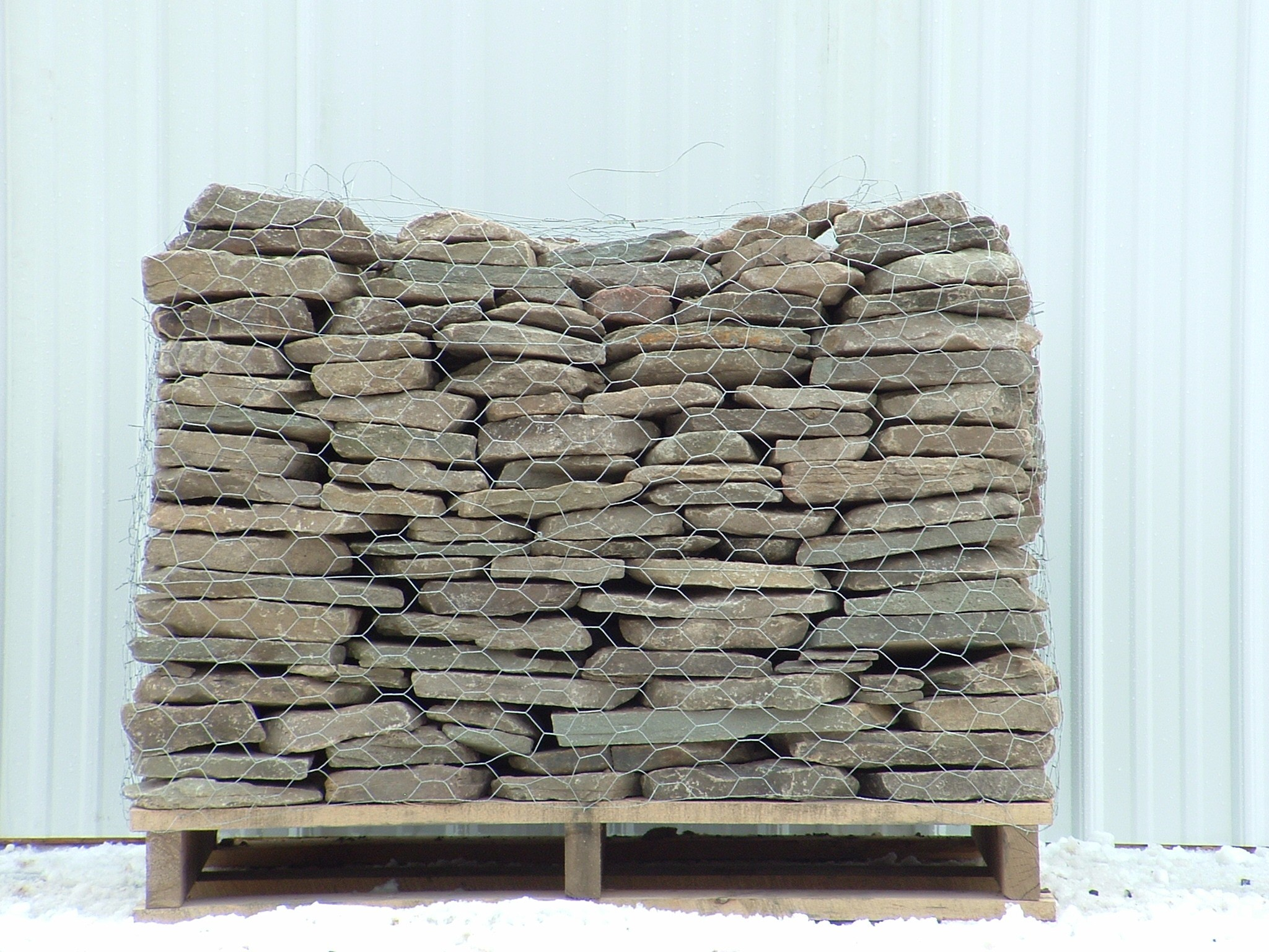 Natural Fieldstone - Thin