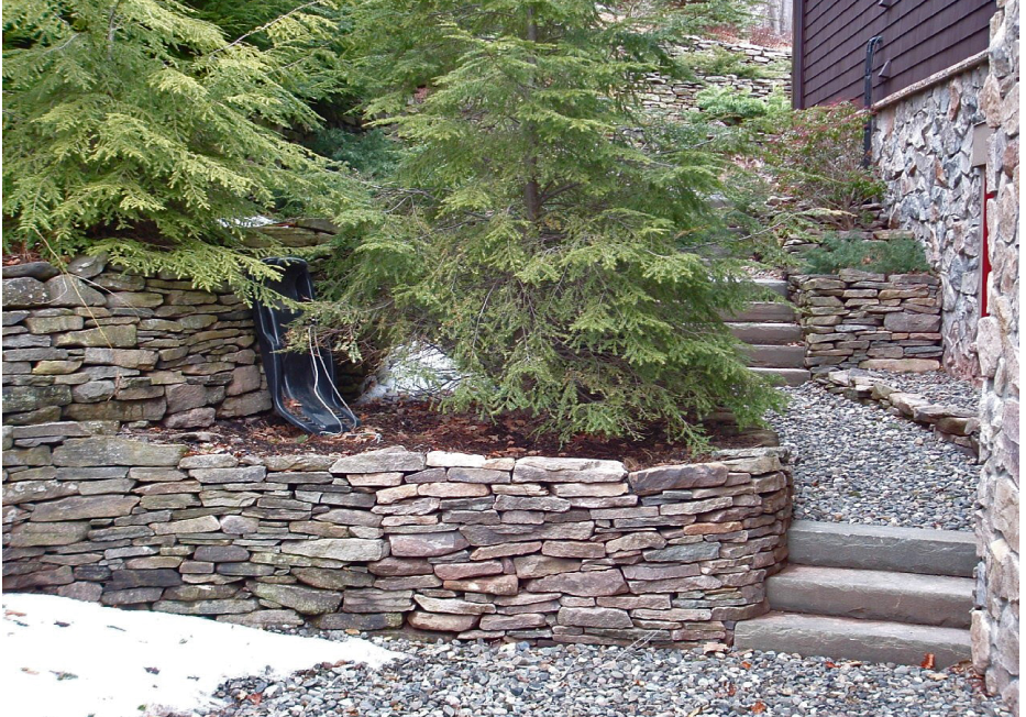 Natural Fieldstone - Wall Stone